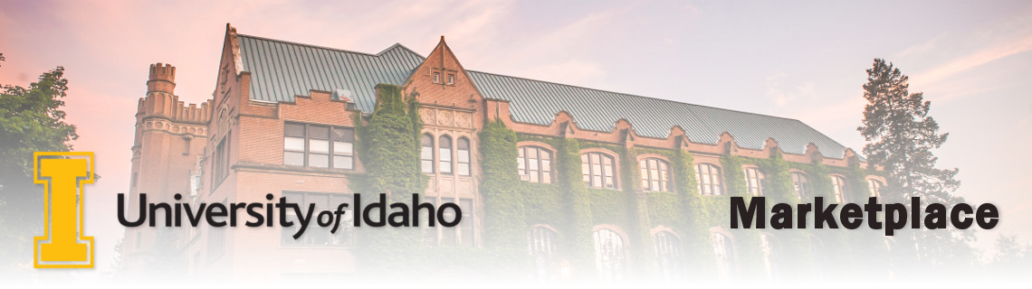 University of Idaho - Marketplace
