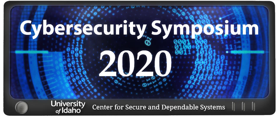 Cybersecurity Symposium 2020 Attendee Registration